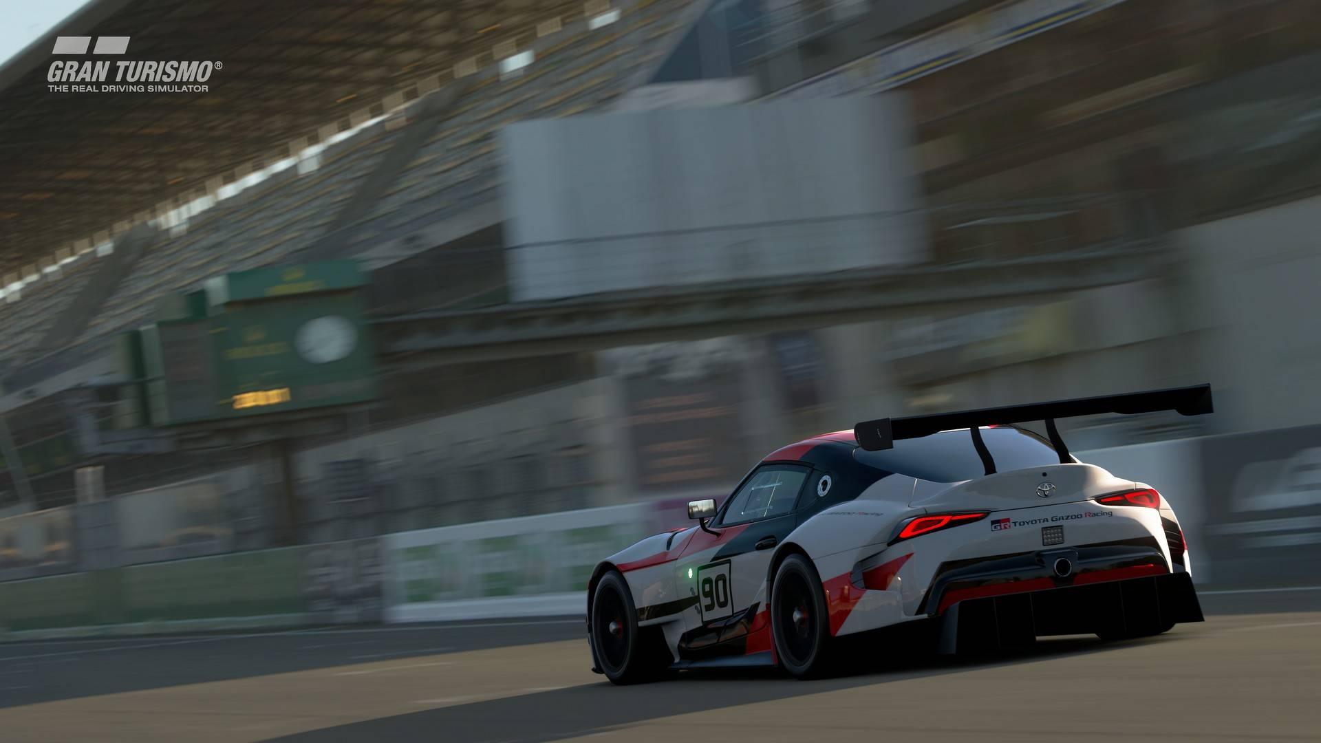 Toyota GR Supra Racing Concept in GranTurismo Sport_0002