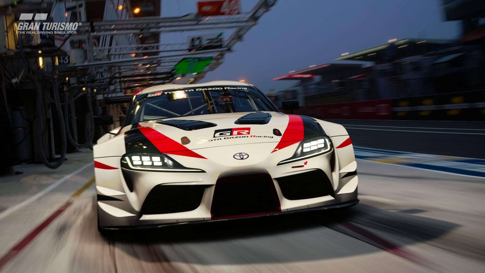 Toyota GR Supra Racing Concept in GranTurismo Sport_0004