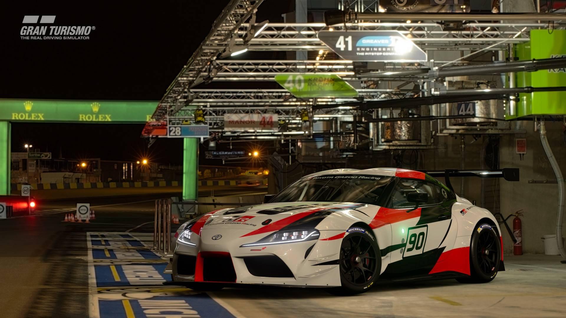 Toyota GR Supra Racing Concept in GranTurismo Sport_0005