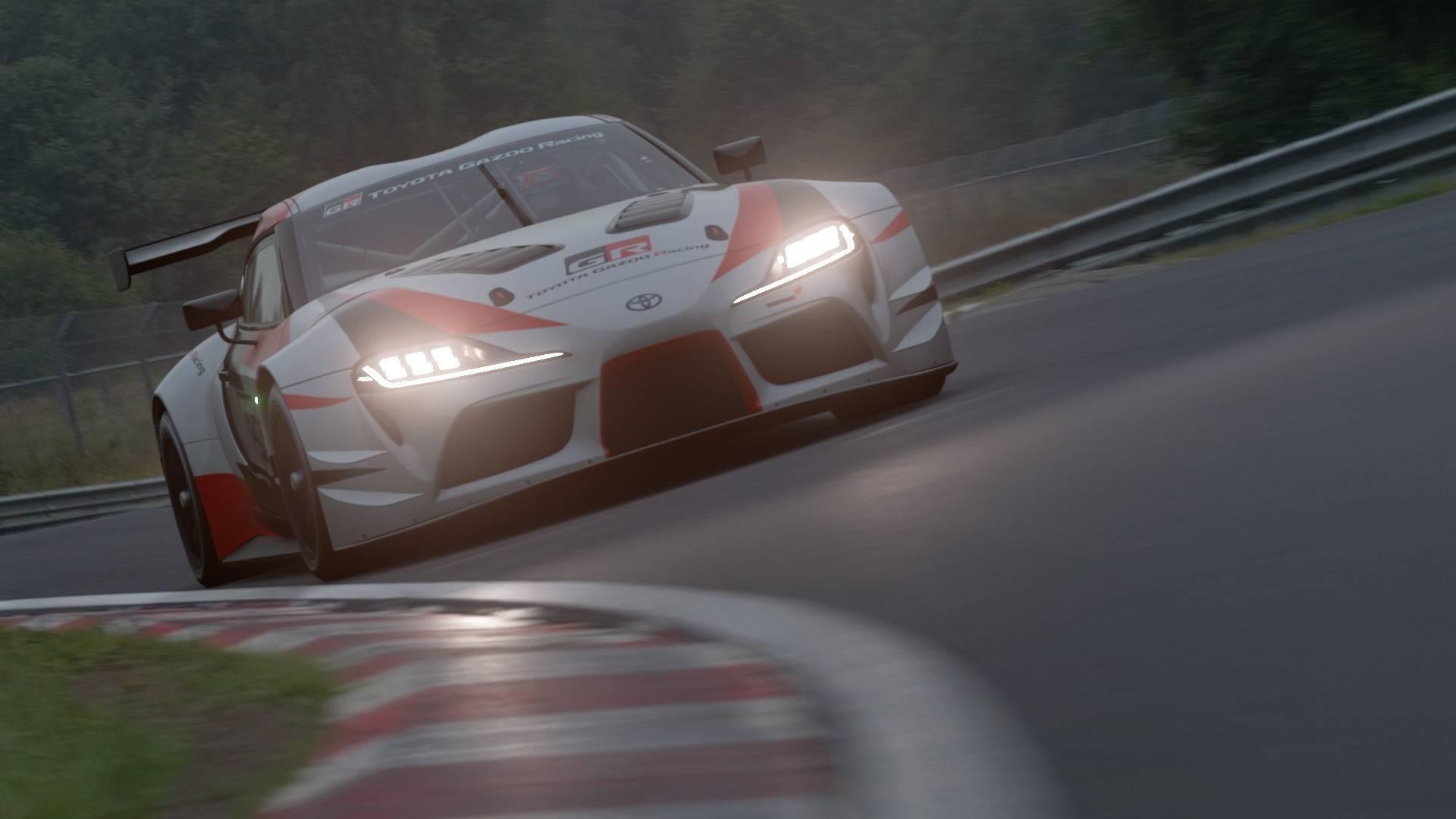 Toyota GR Supra Racing Concept in GranTurismo Sport_0008