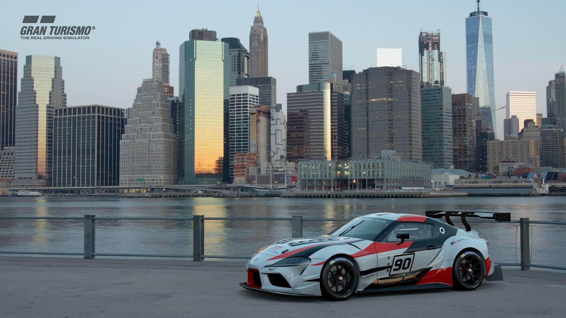 Toyota GR Supra Racing Concept in GranTurismo Sport_0009