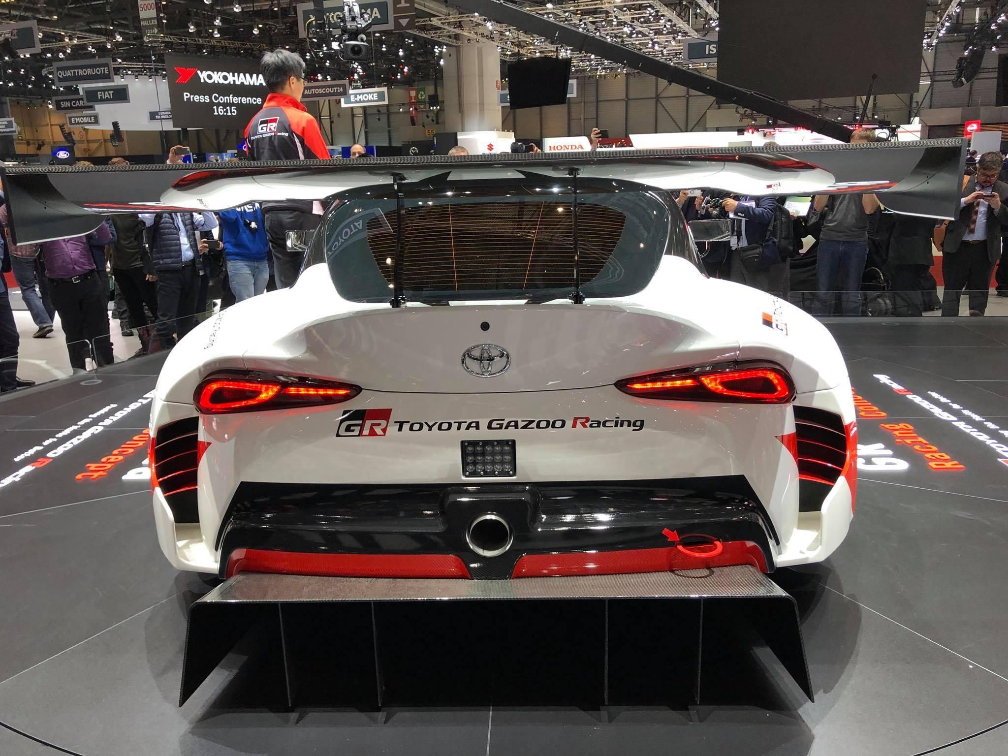 Toyota GR Supra Racing Concept (1)