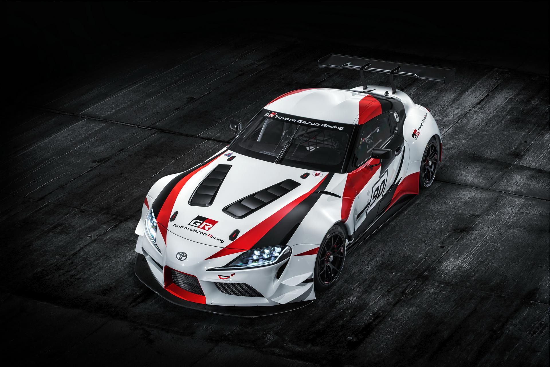 Toyota GR Supra Racing Concept (15)