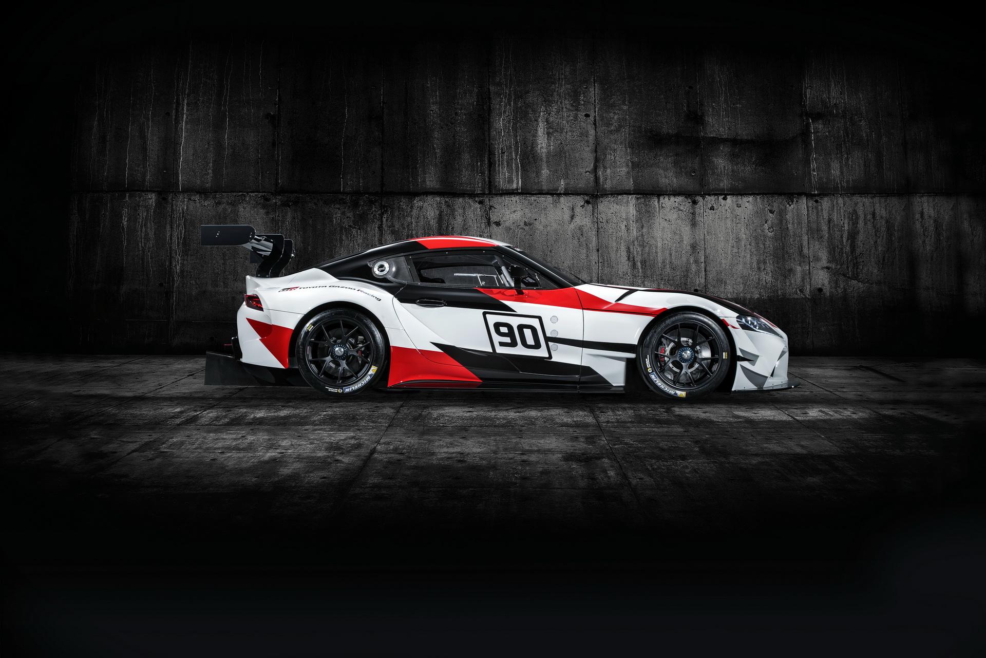 Toyota GR Supra Racing Concept (16)