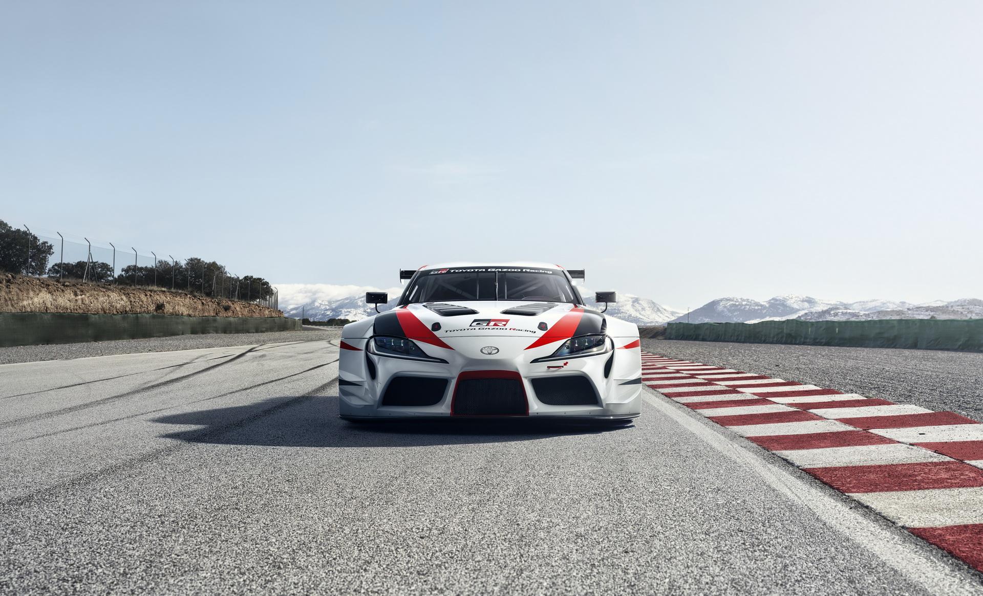 Toyota GR Supra Racing Concept (19)