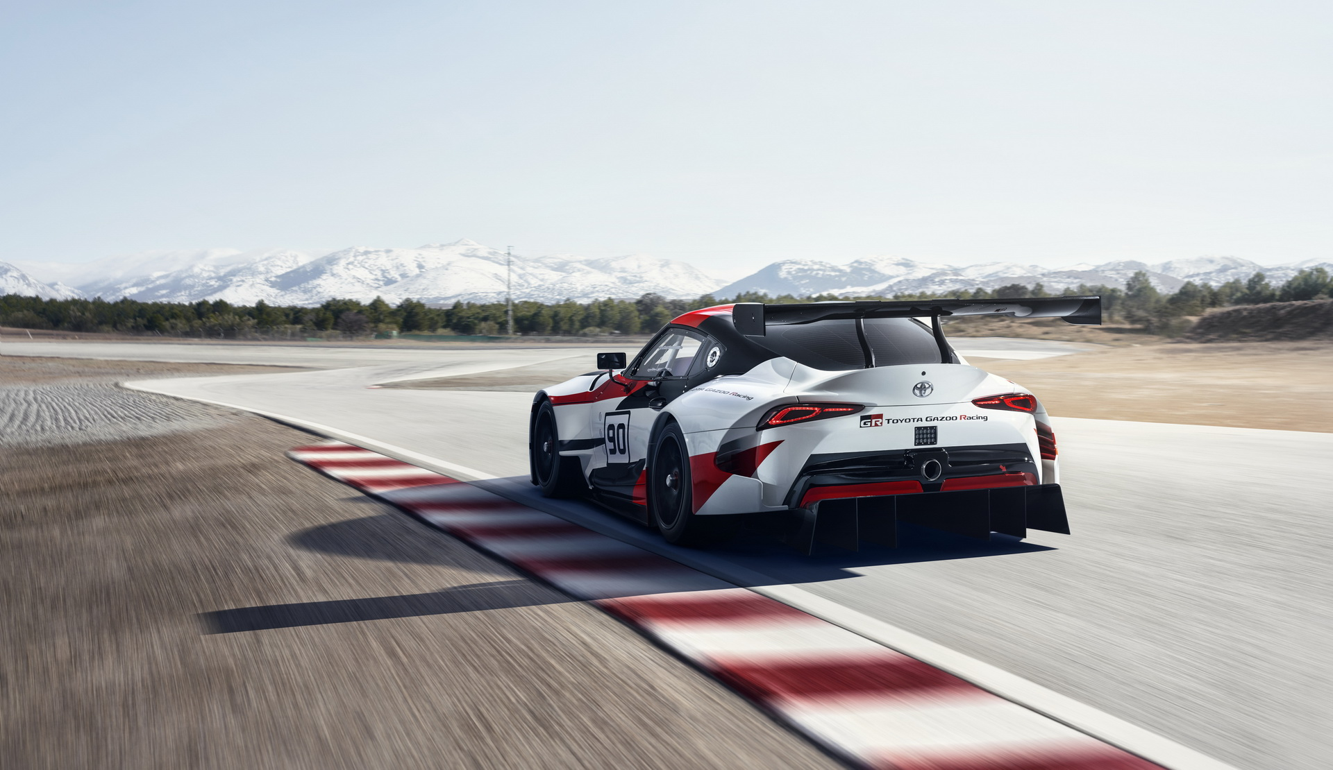 Toyota GR Supra Racing Concept (20)