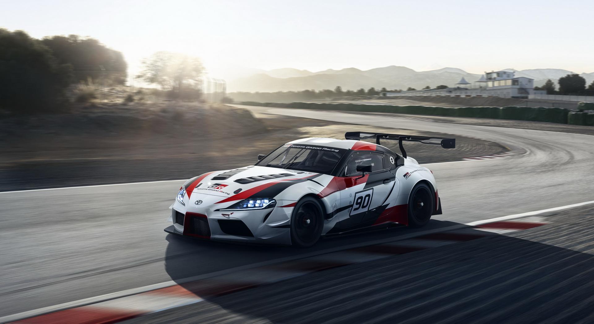 Toyota GR Supra Racing Concept (23)