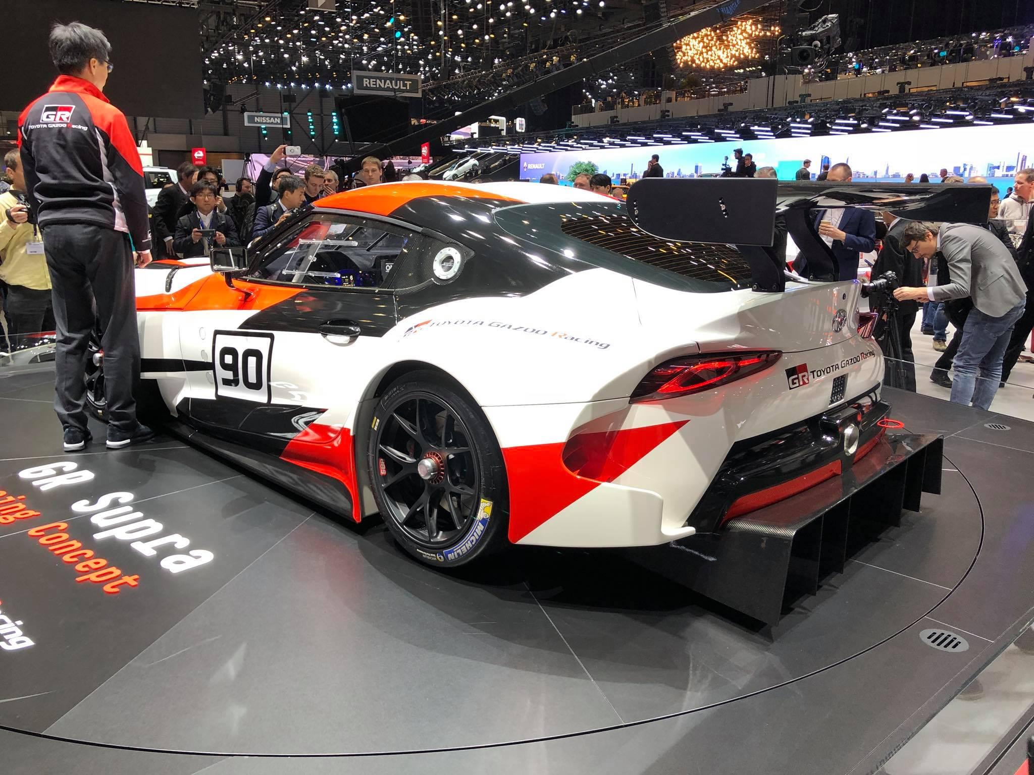 Toyota GR Supra Racing Concept (5)
