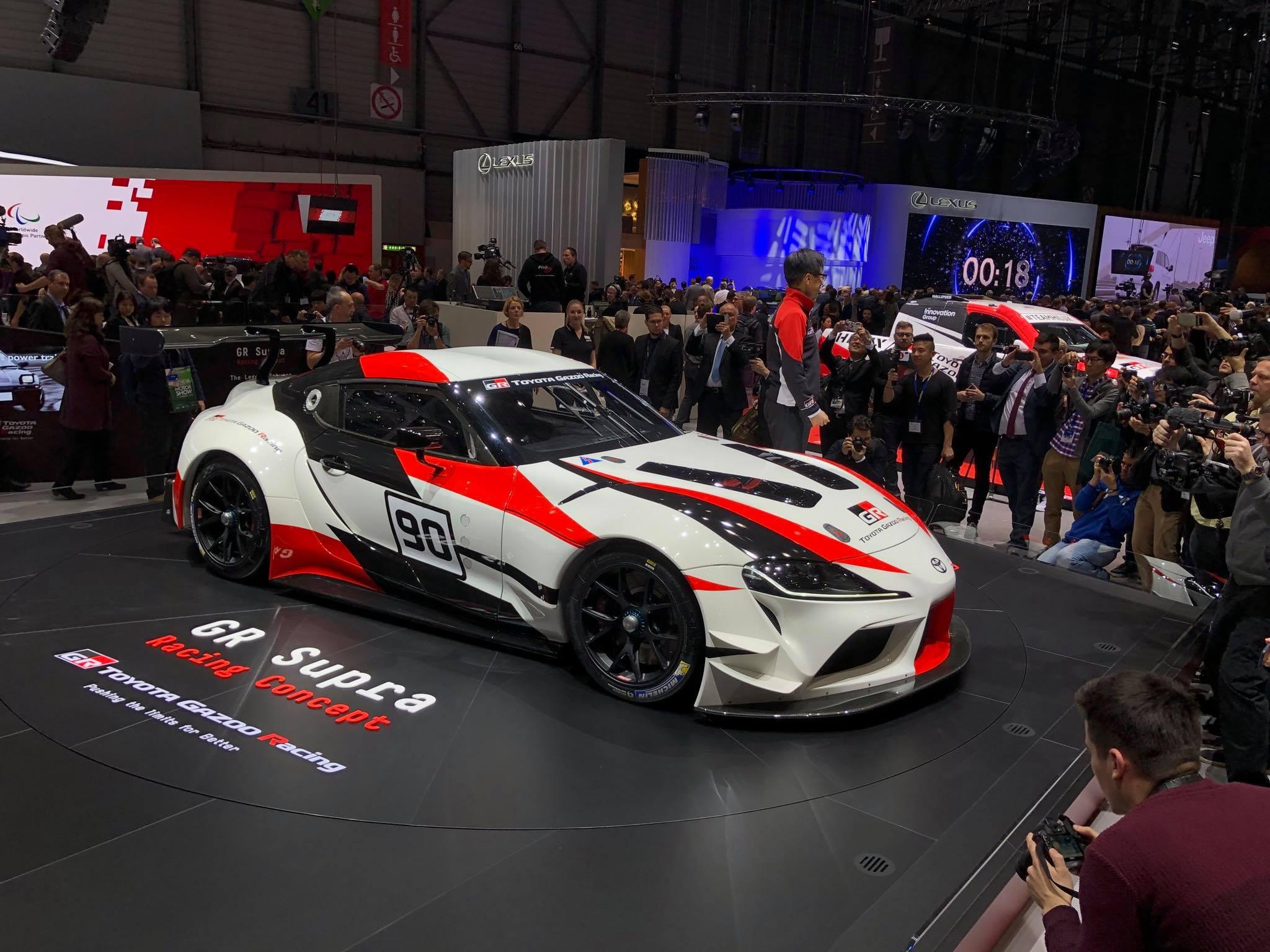 Toyota GR Supra Racing Concept (8)