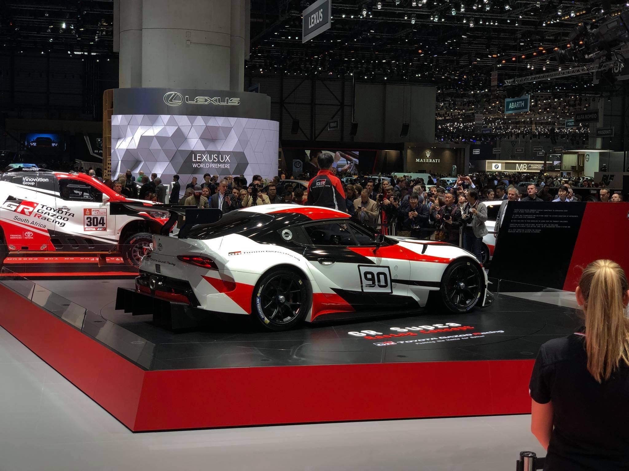 Toyota GR Supra Racing Concept (9)