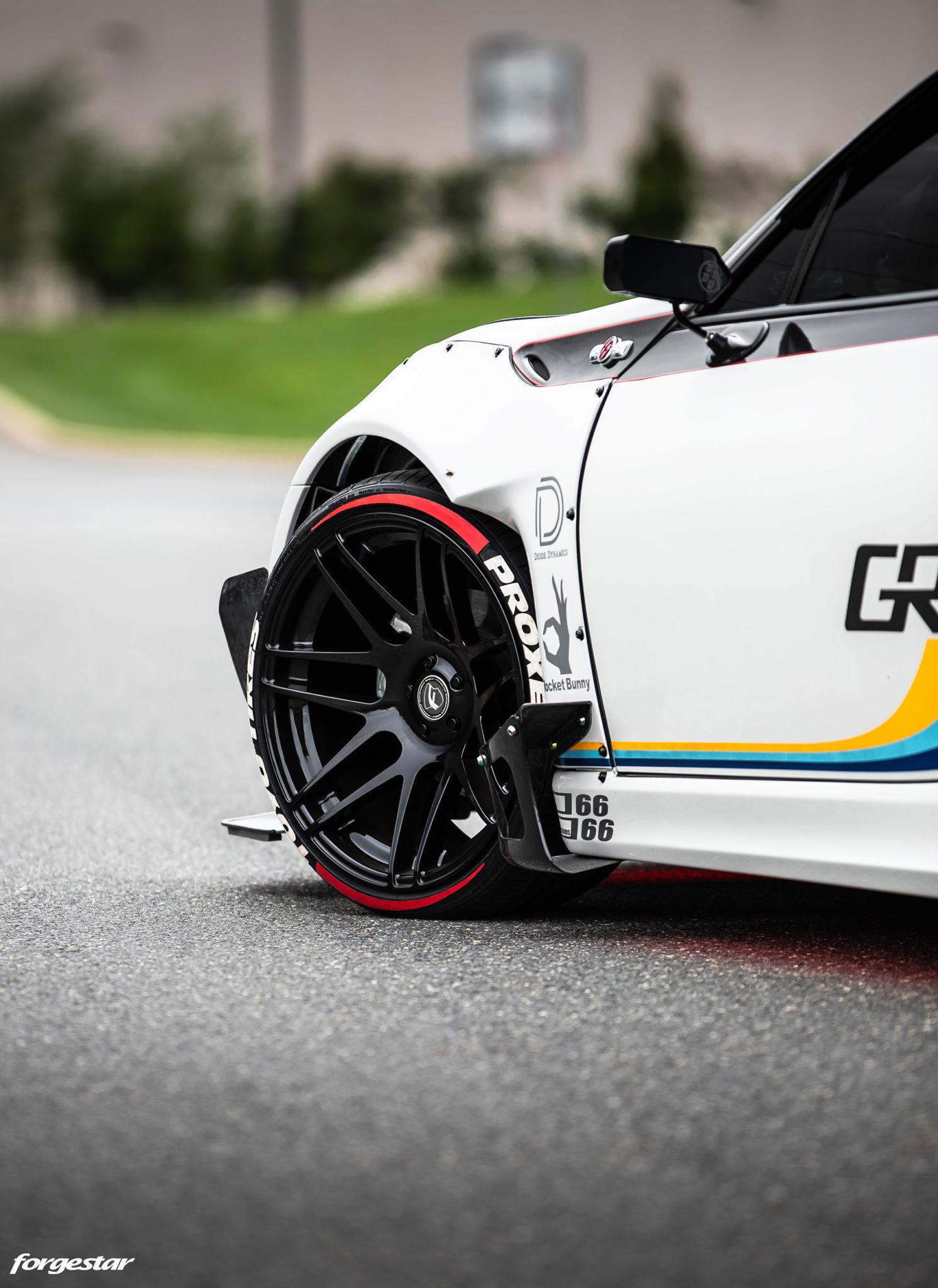 Toyota GT86 Rocketbunny by Forgestar (2)