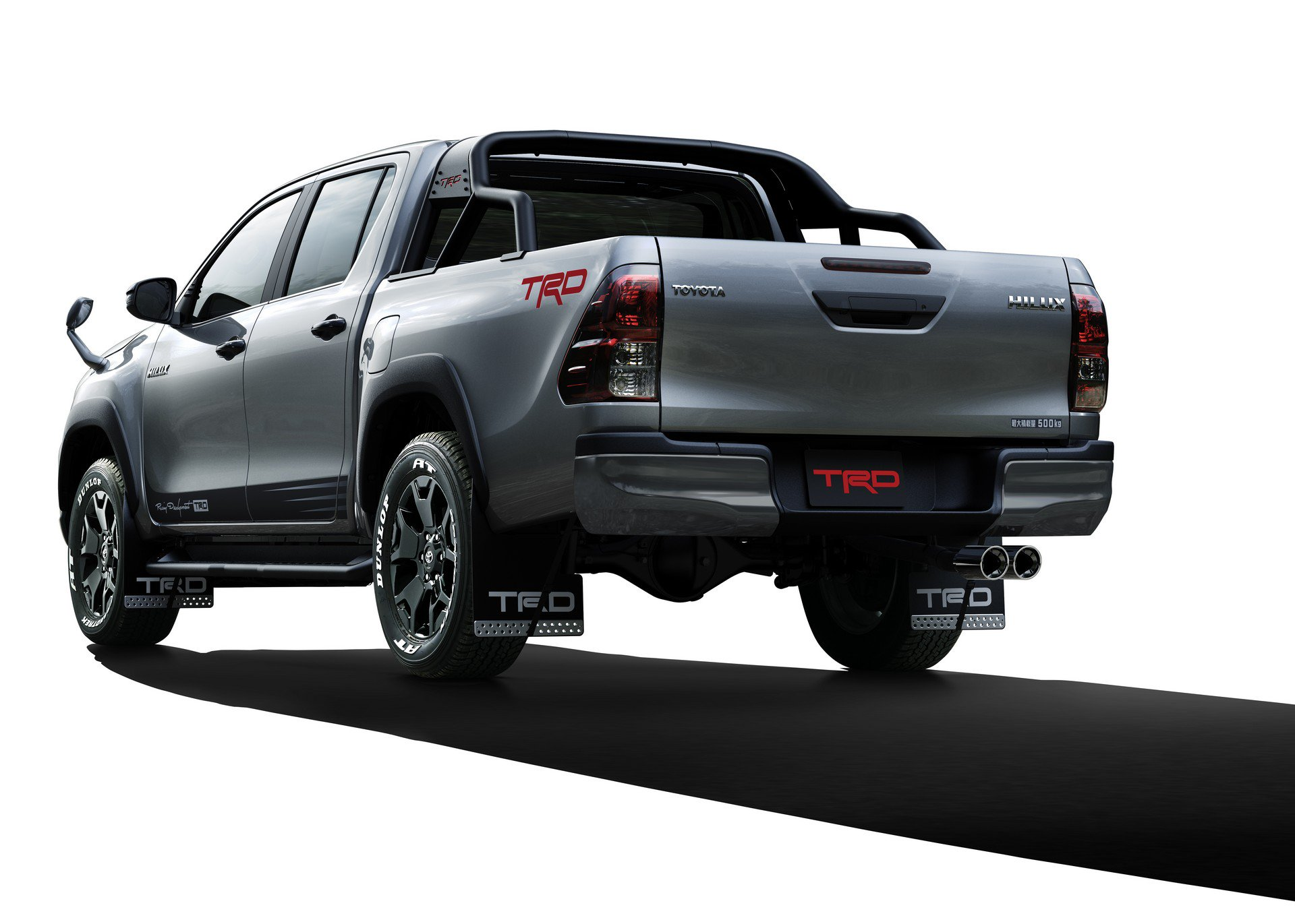 Toyota Hilux Black Rally Edition (3)