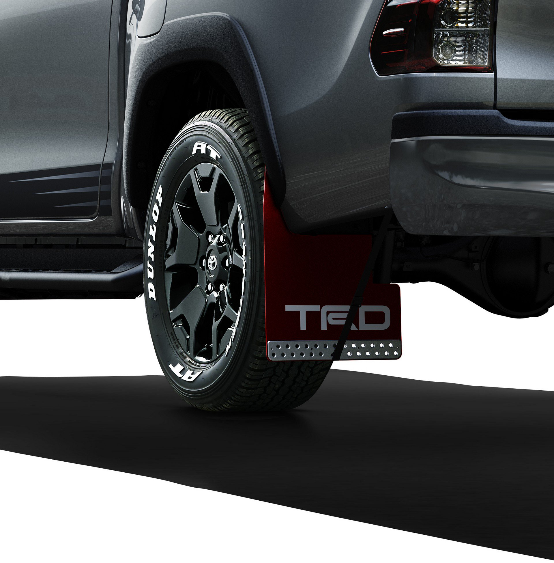 Toyota Hilux Black Rally Edition (8)