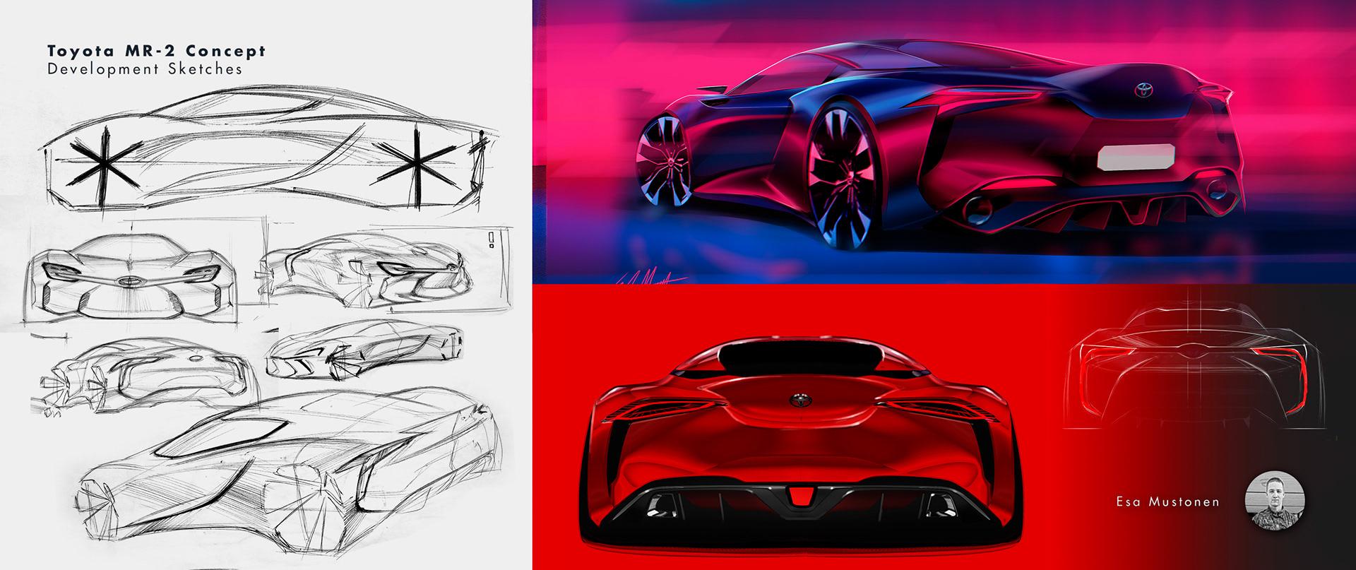Toyota MR2 concept rendering (11)