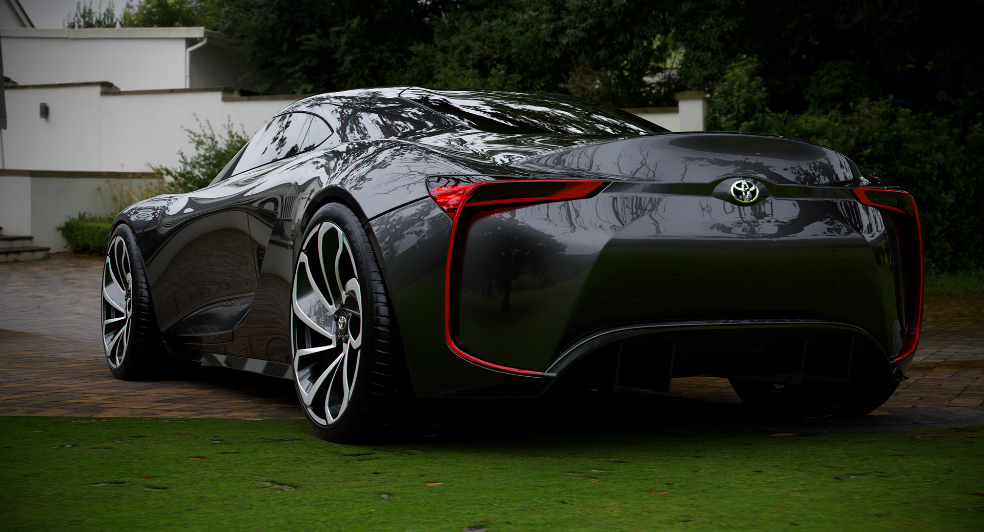 Toyota MR2 concept rendering (2)