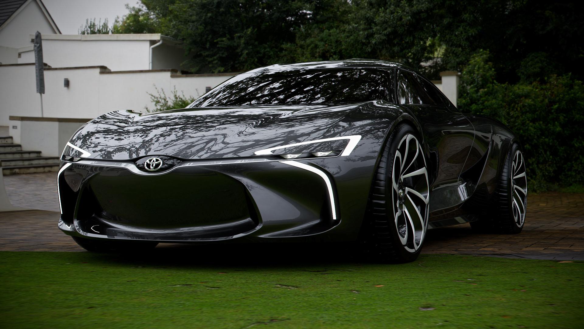 Toyota MR2 concept rendering (3)