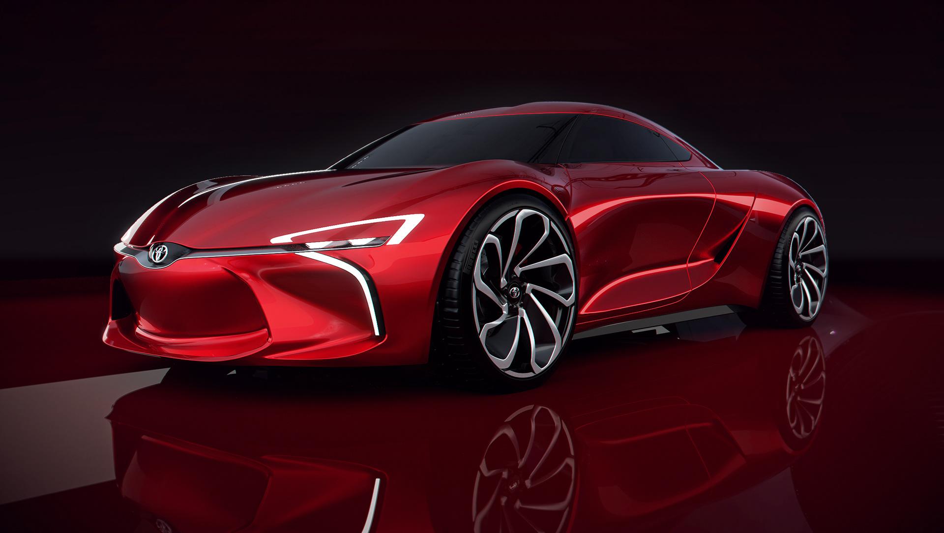 Toyota MR2 concept rendering (4)