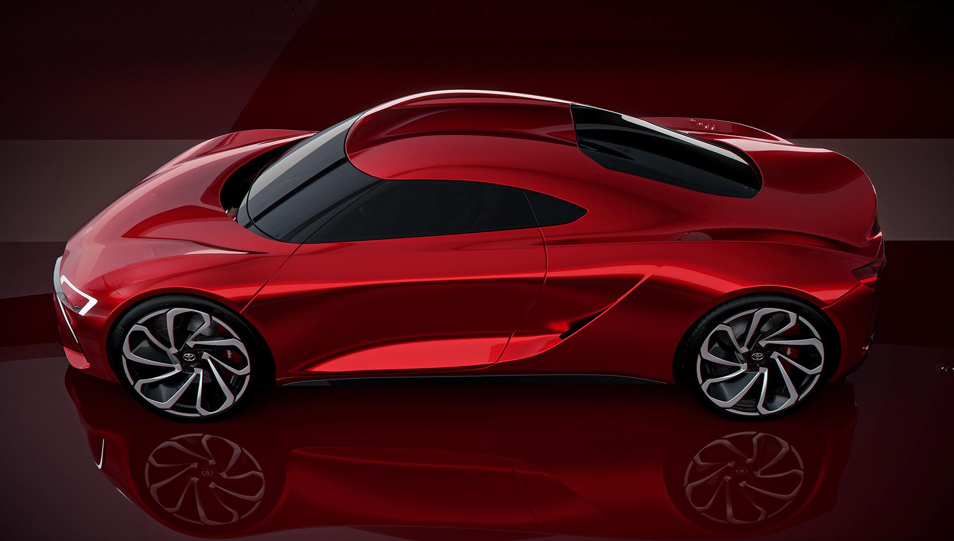 Toyota MR2 concept rendering (6)