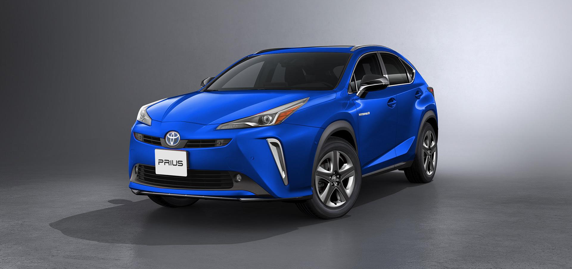 Toyota Prius SUV (1)