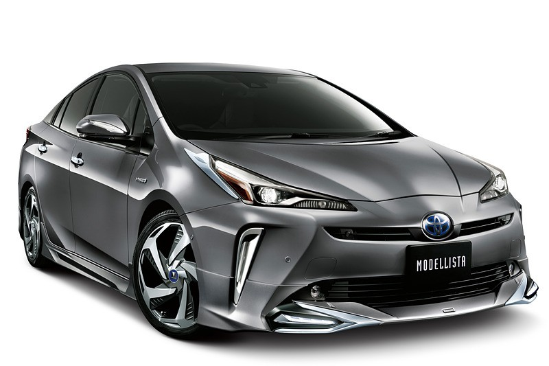 Toyota Prius TRD andModellista (3)
