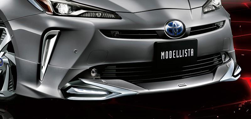Toyota Prius TRD andModellista (5)