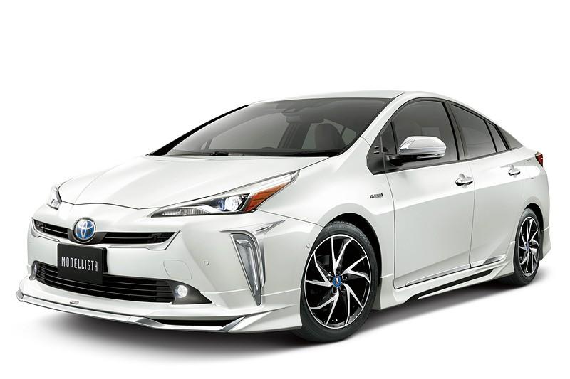 Toyota Prius TRD andModellista (6)