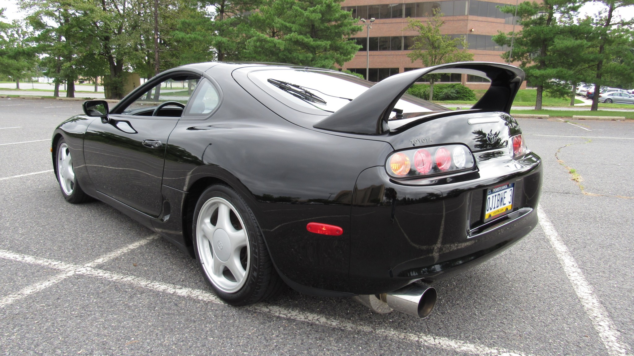 Toyota Supra 1994 for sale (32)