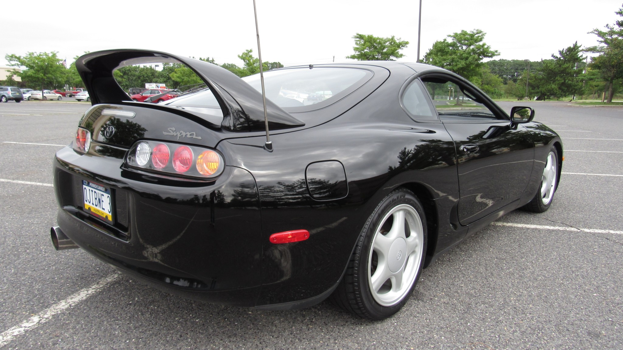 Toyota Supra 1994 for sale (48)