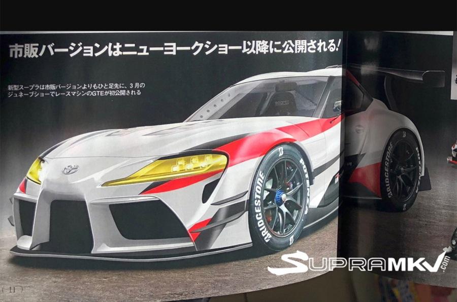Toyota Supra renderings (3)