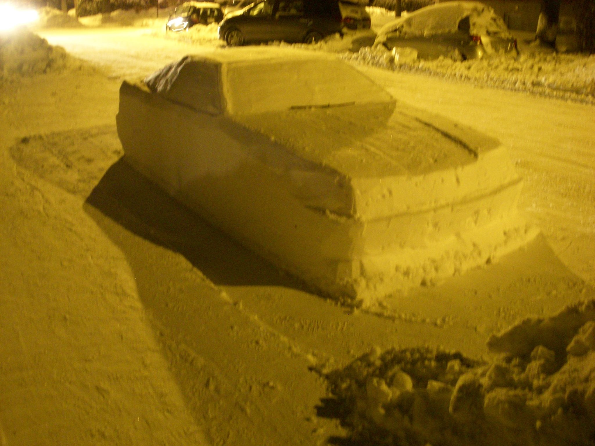 Toyota Supra snow (1)