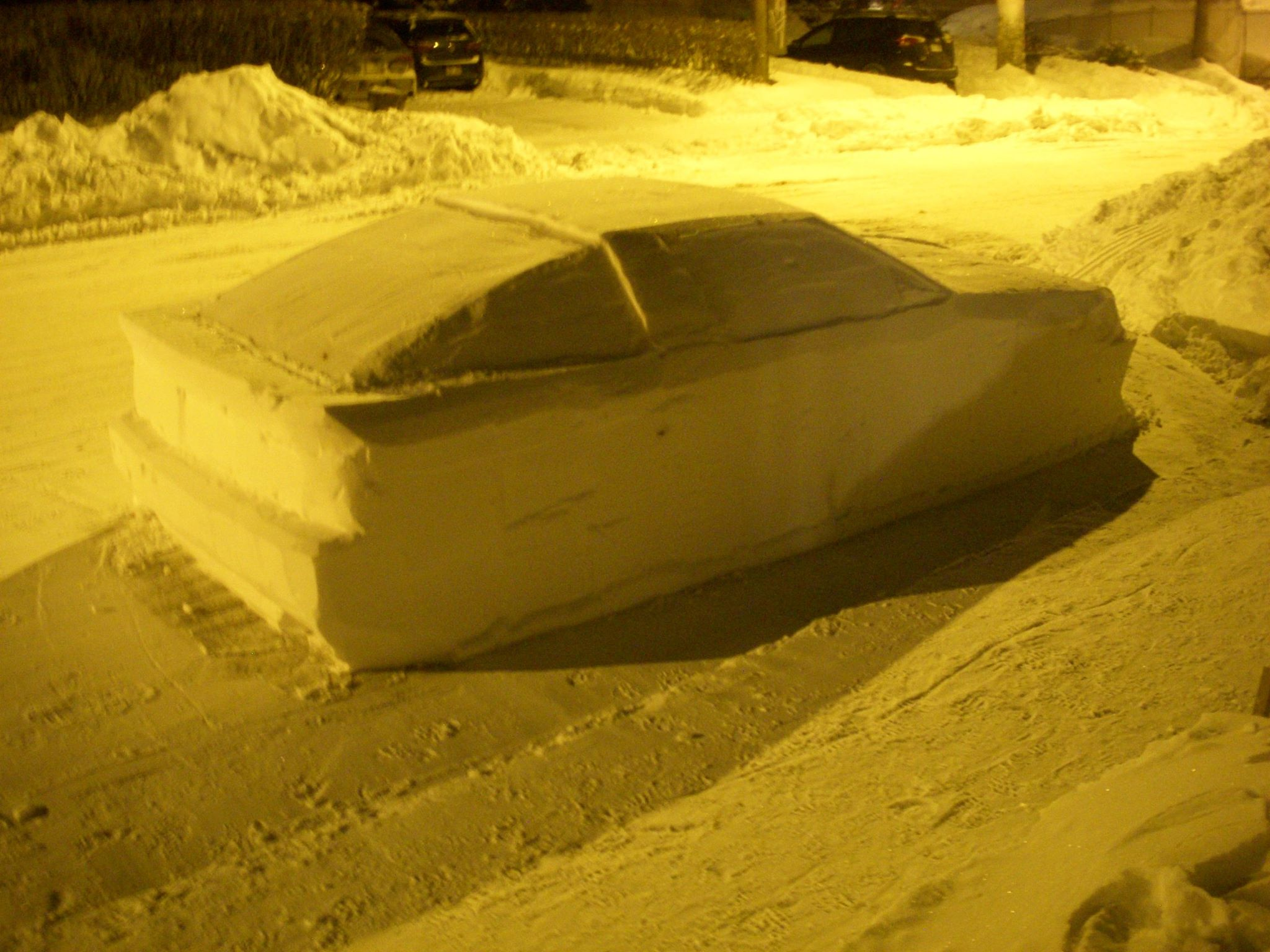 Toyota Supra snow (10)
