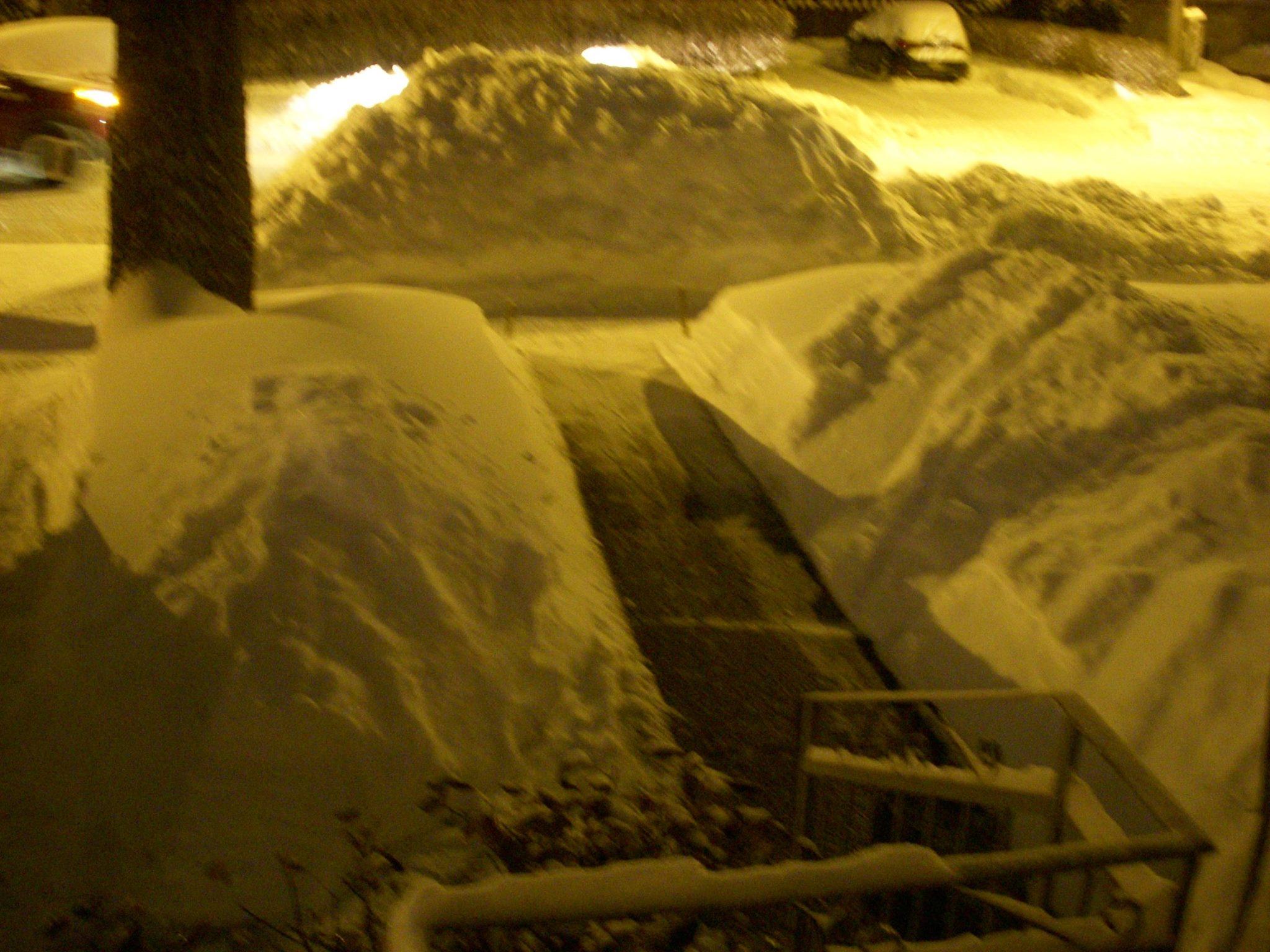 Toyota Supra snow (9)