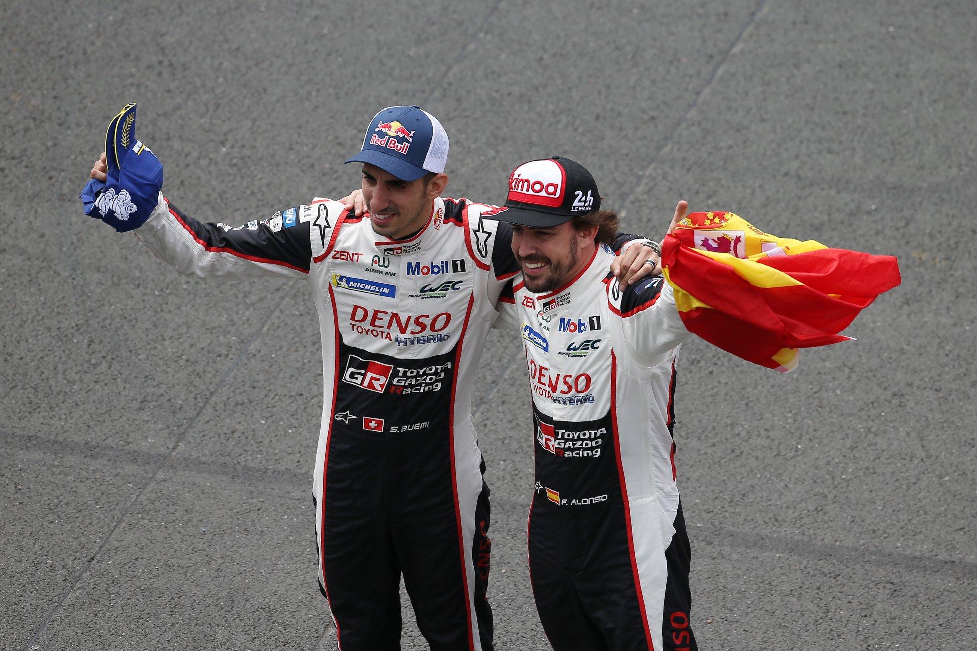 Toyota win Le Mans 2018 (10)