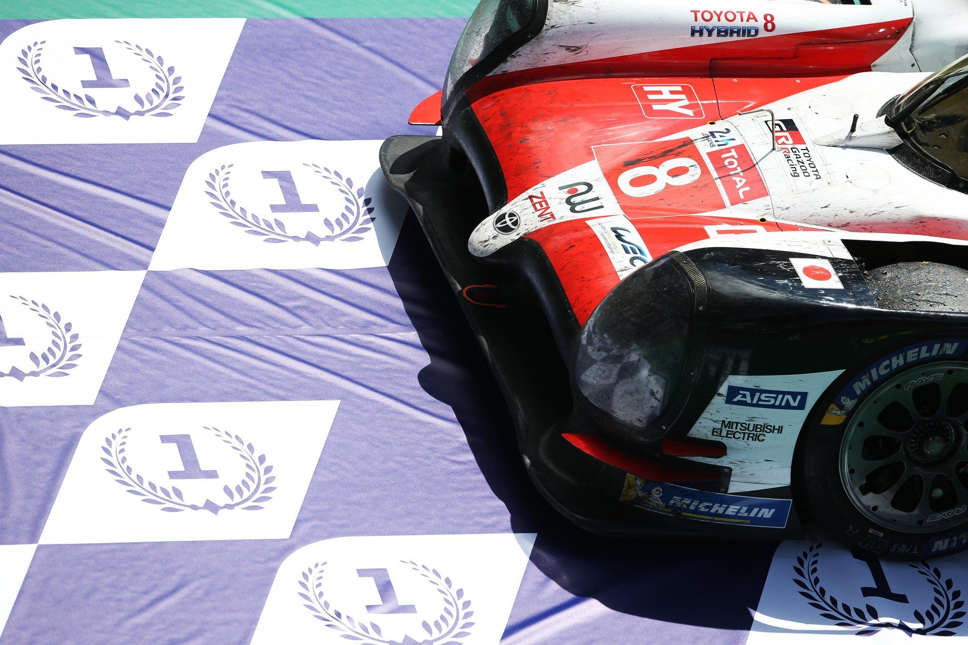 Toyota win Le Mans 2018 (11)