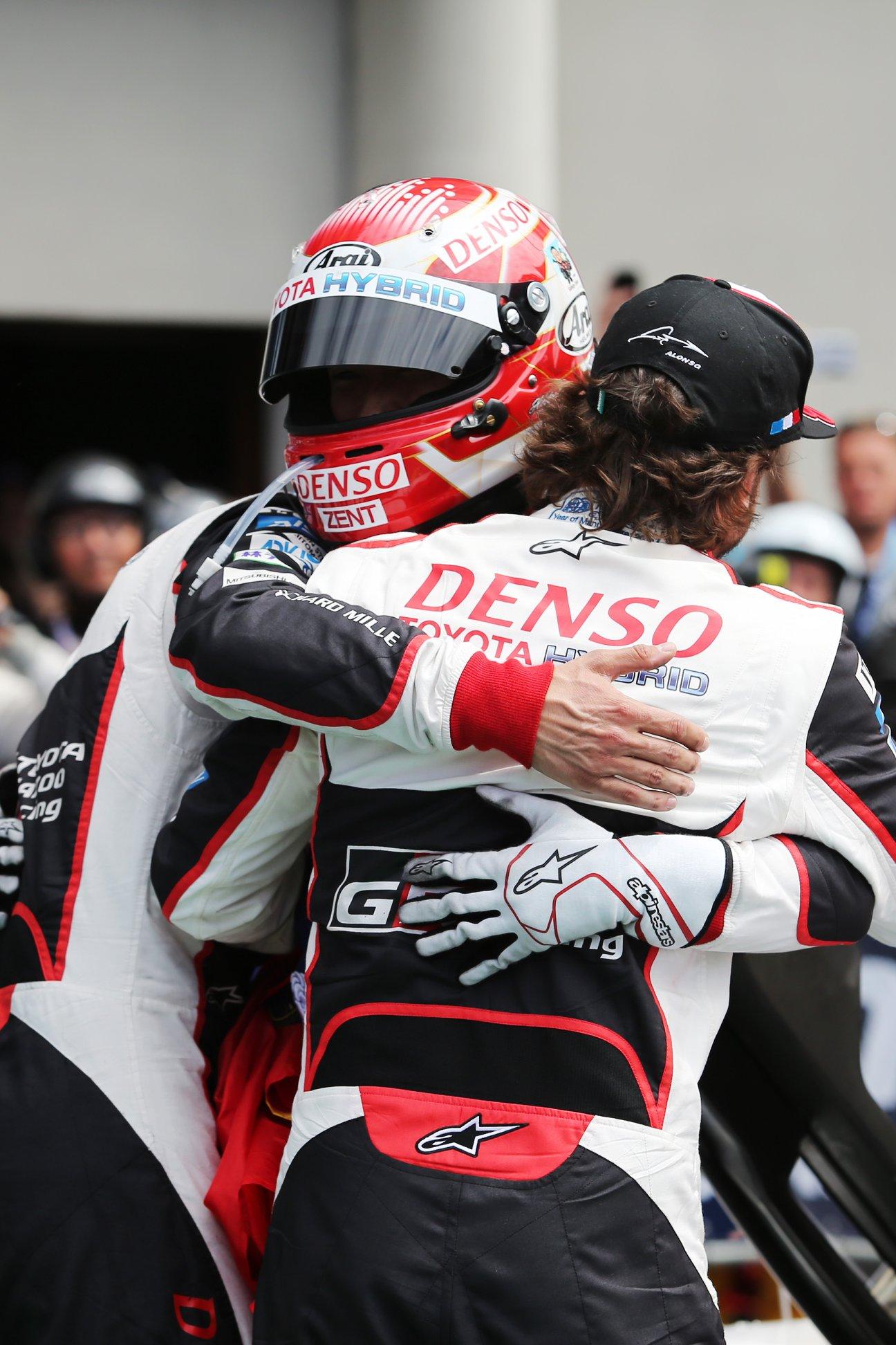 Toyota win Le Mans 2018 (6)
