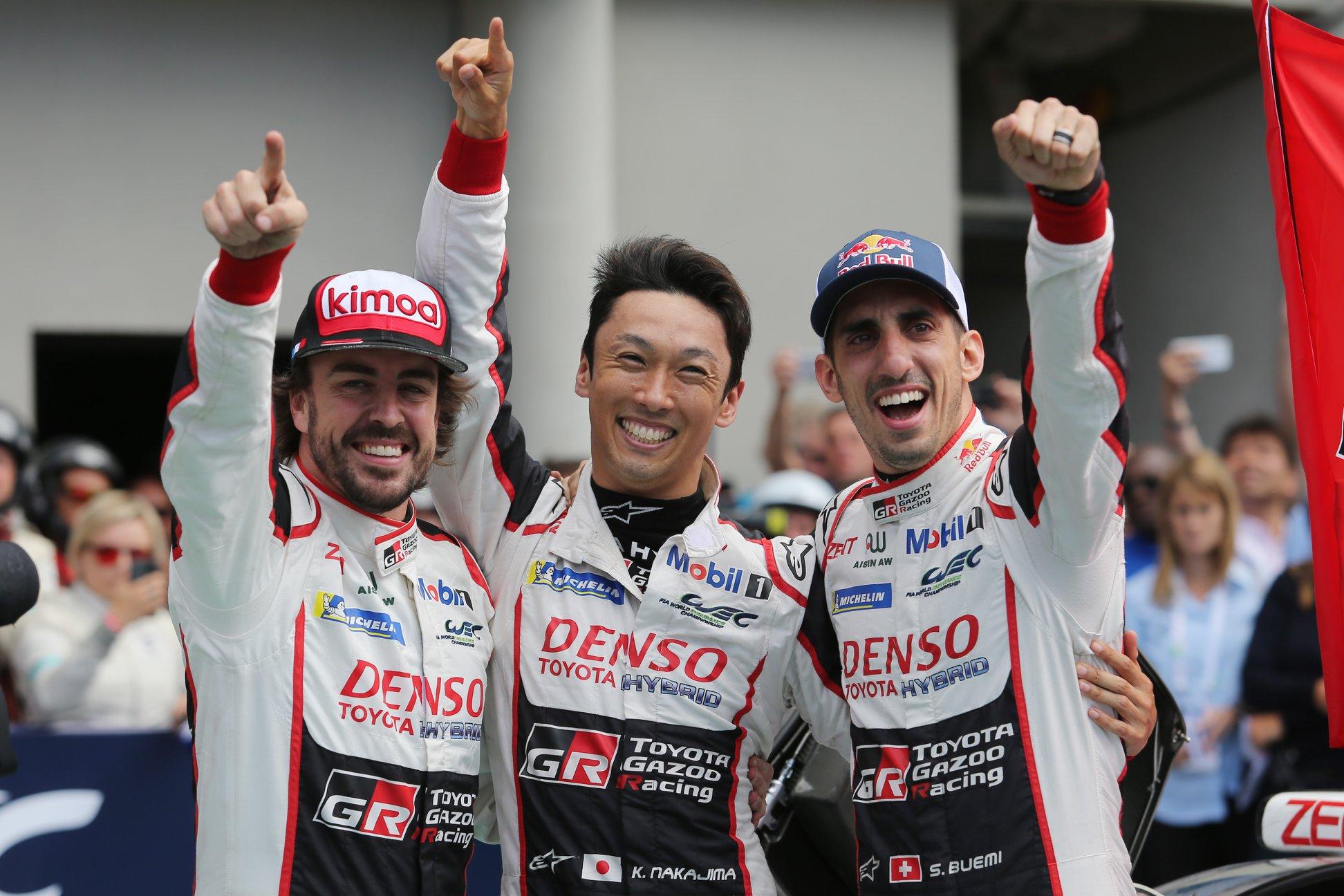 Toyota win Le Mans 2018 (7)