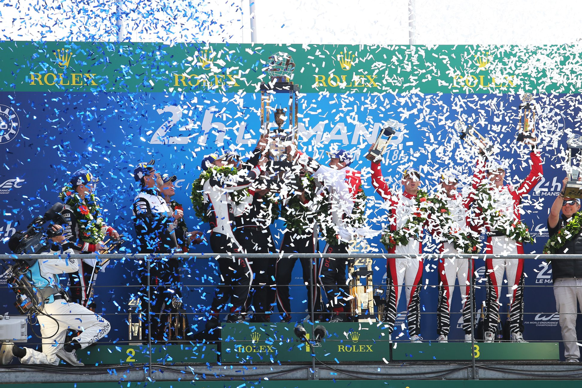 Toyota win Le Mans 2018 (9)