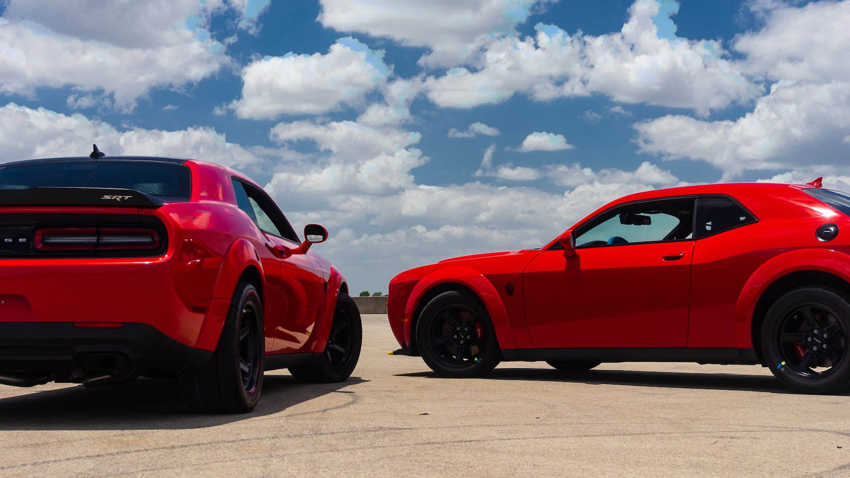 Two Dodge Challenger Demon in auction (10)