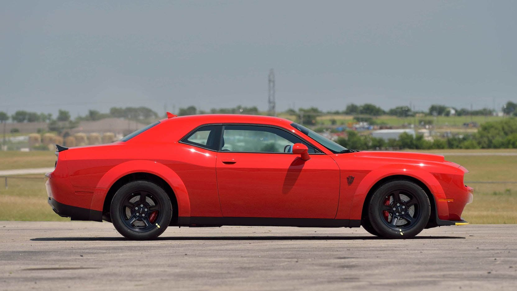 Two Dodge Challenger Demon in auction (19)
