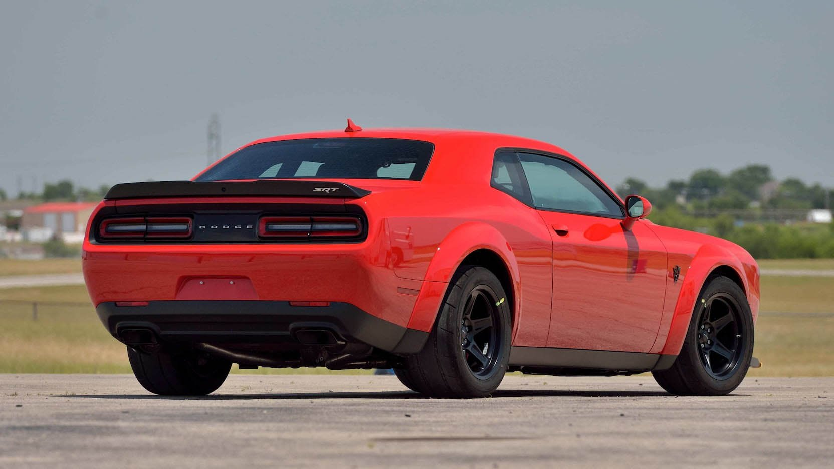 Two Dodge Challenger Demon in auction (20)