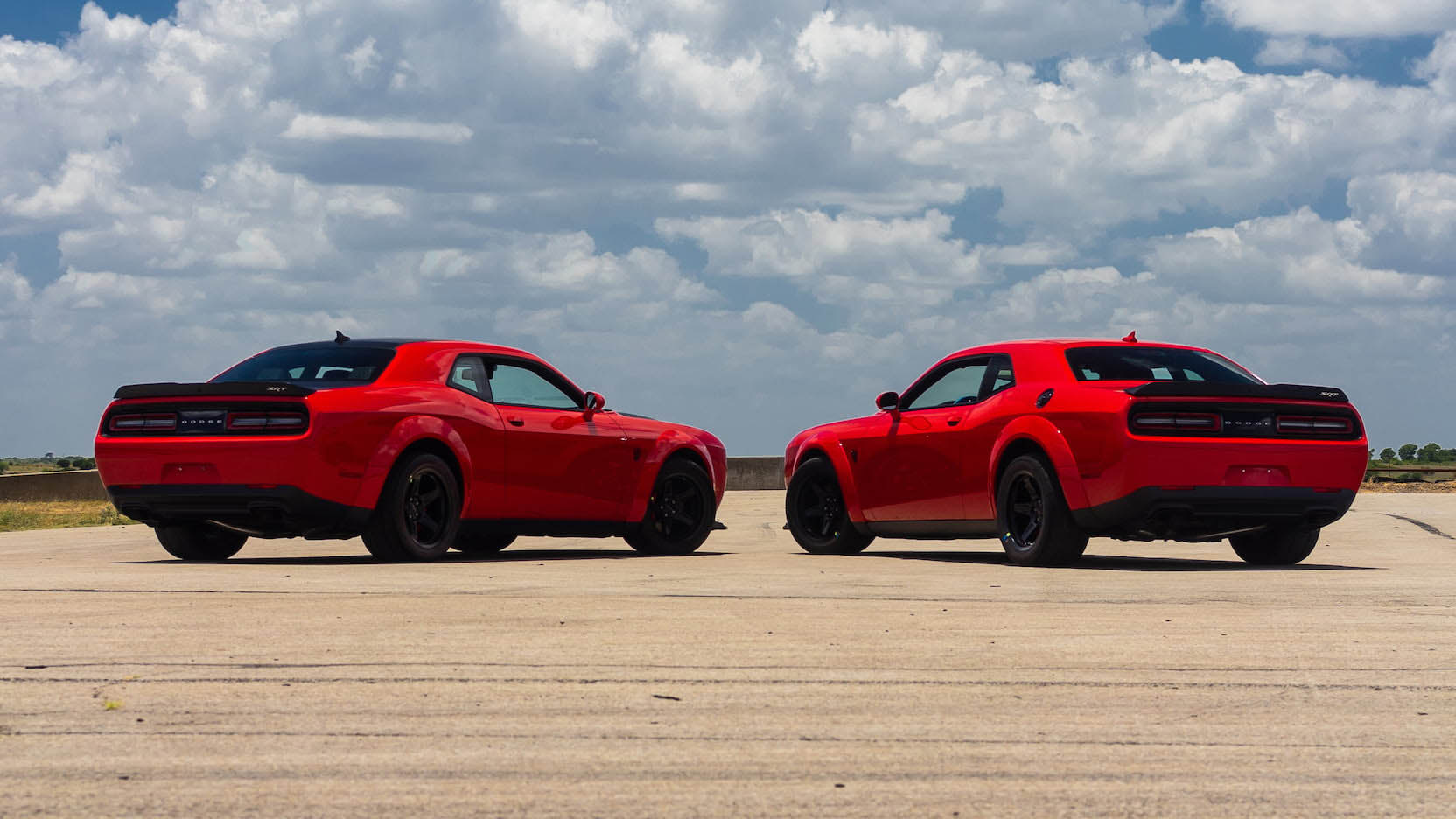 Two Dodge Challenger Demon in auction (9)