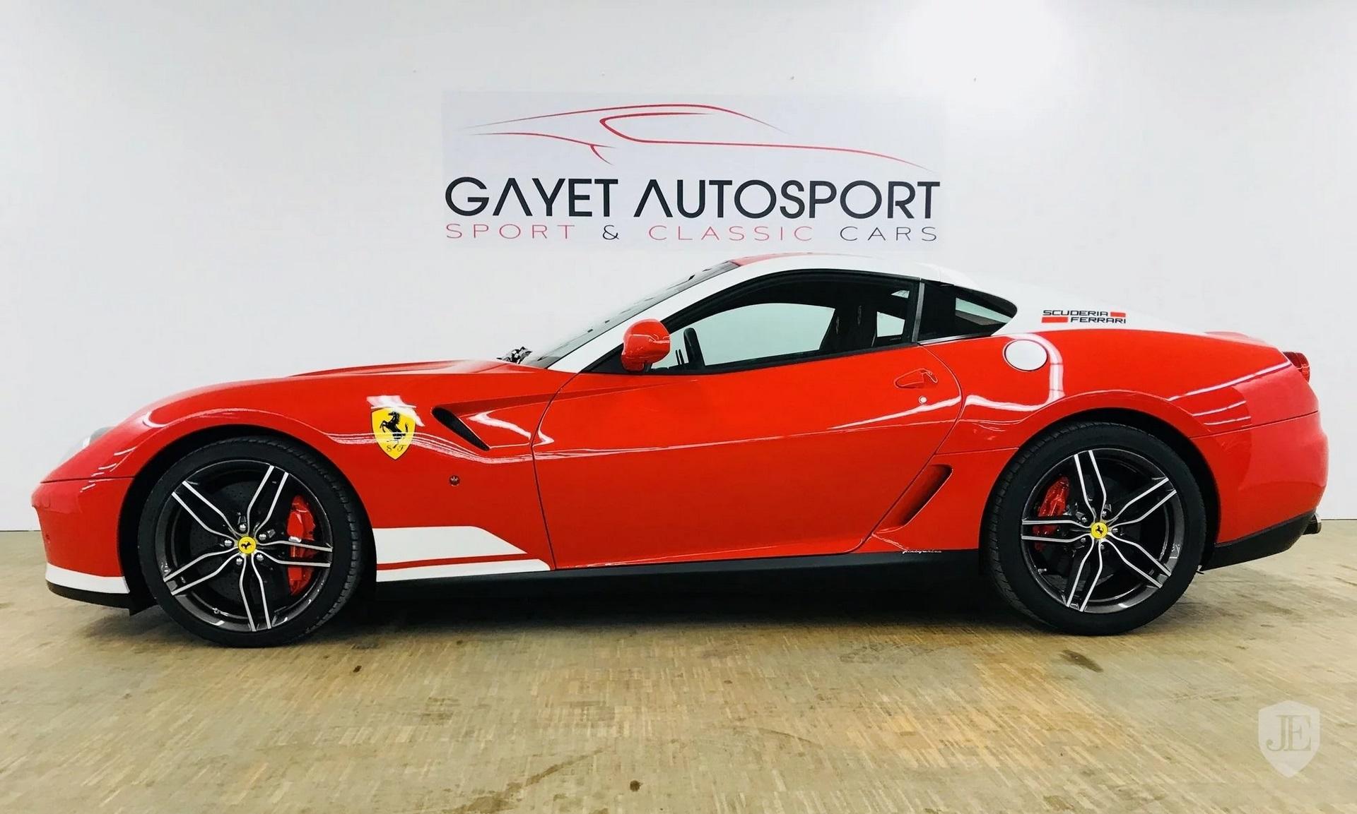 Ferrari 599 GTB 60F1 for sale (1)
