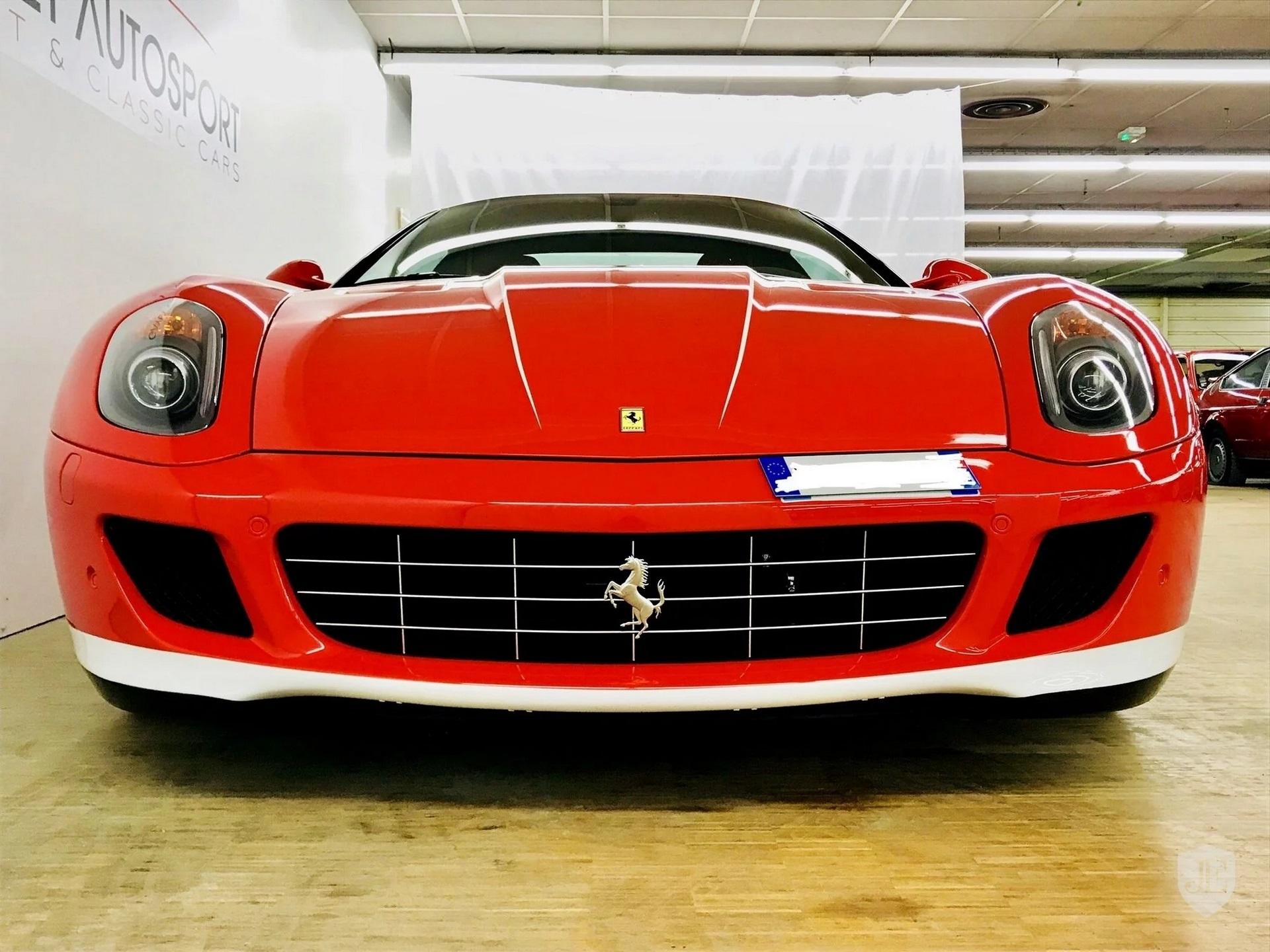 Ferrari 599 GTB 60F1 for sale (6)