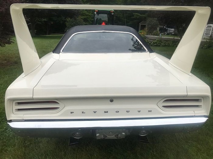 Two Plymouth Superbird for sale (10)