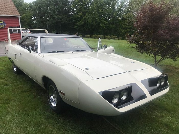 Two Plymouth Superbird for sale (3)