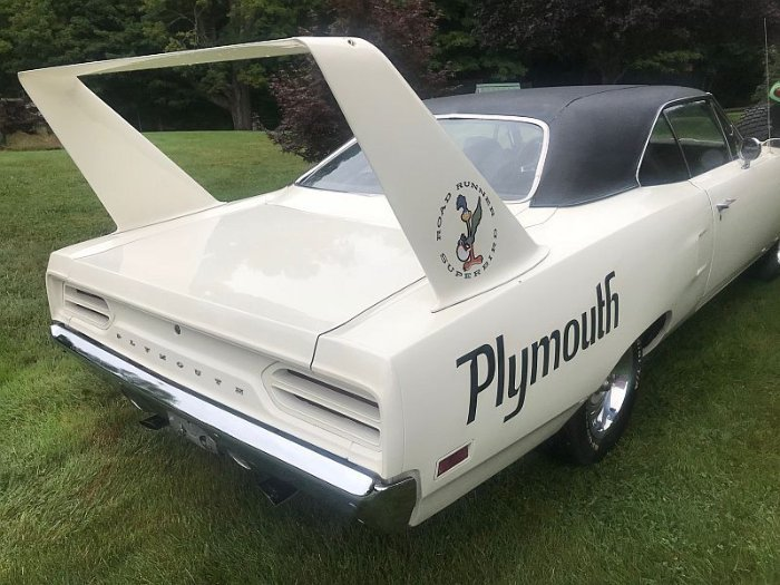 Two Plymouth Superbird for sale (9)