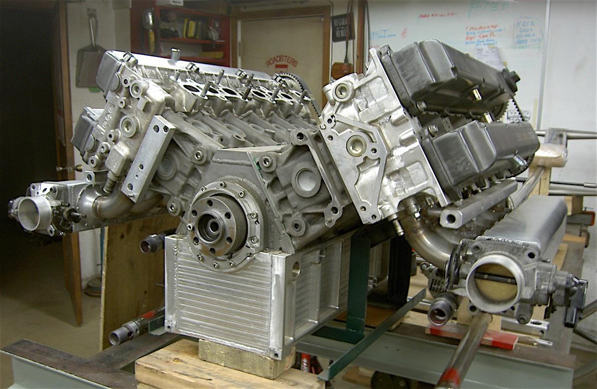 V12 1JZ 3