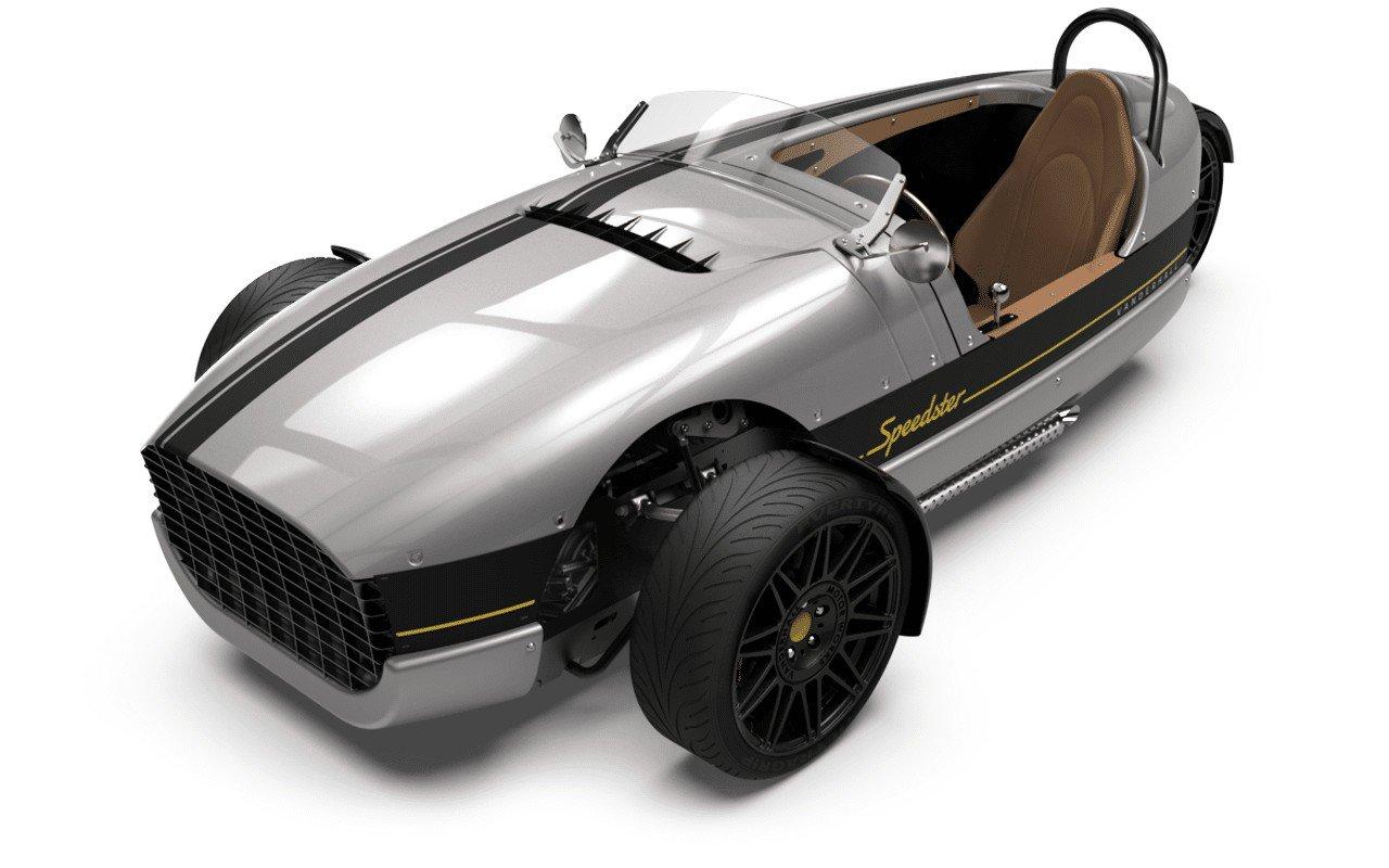 Vanderhall Venice Speedster 1