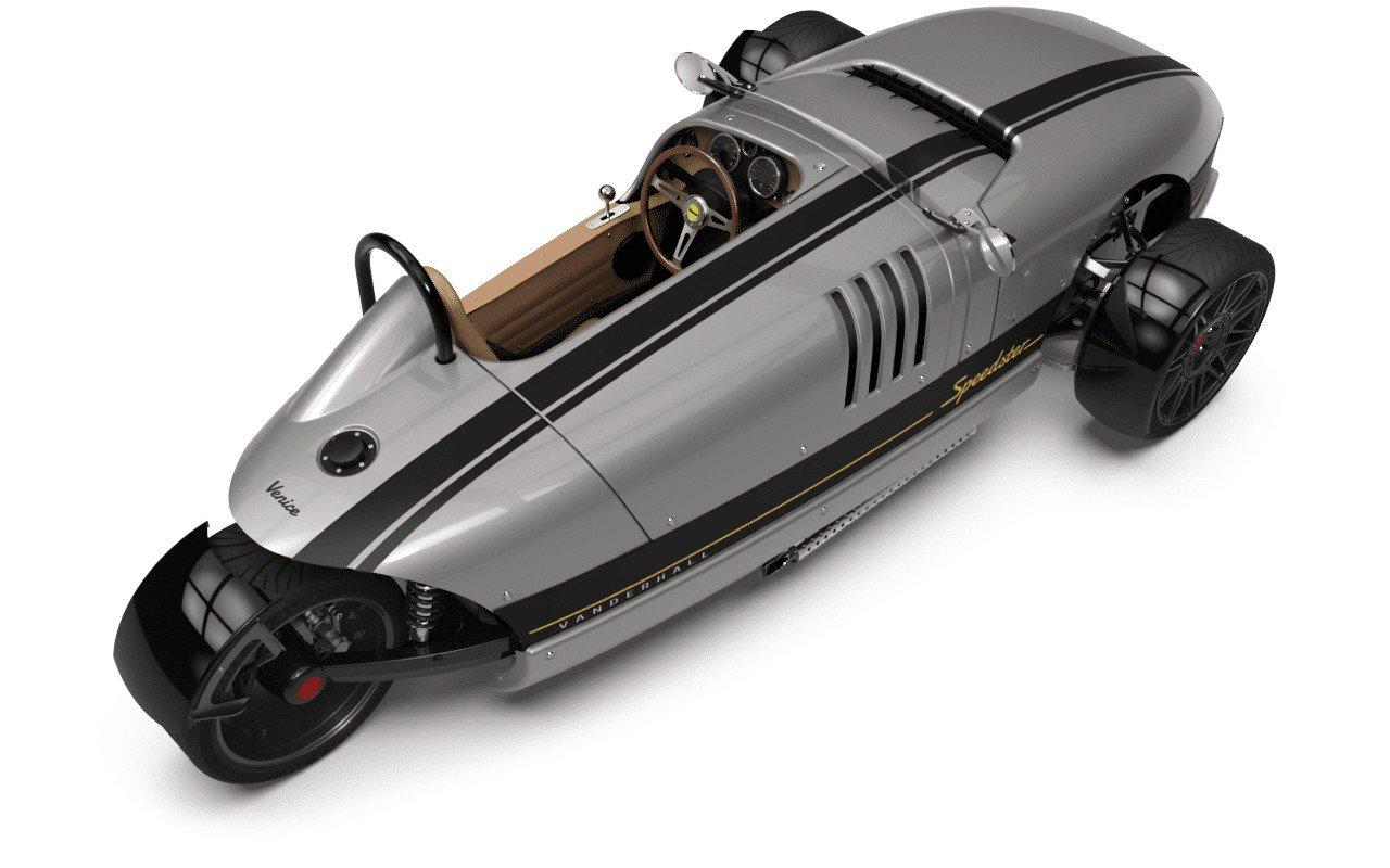Vanderhall Venice Speedster 2
