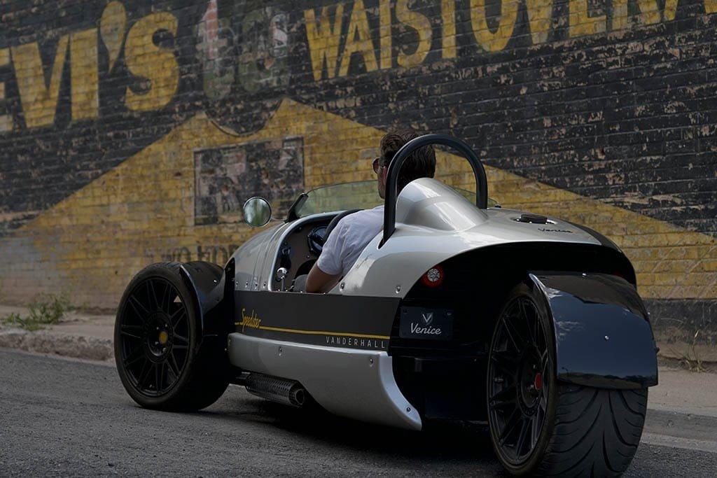 Vanderhall Venice Speedster 5
